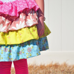 Spring Fever: The cupcake skirt.