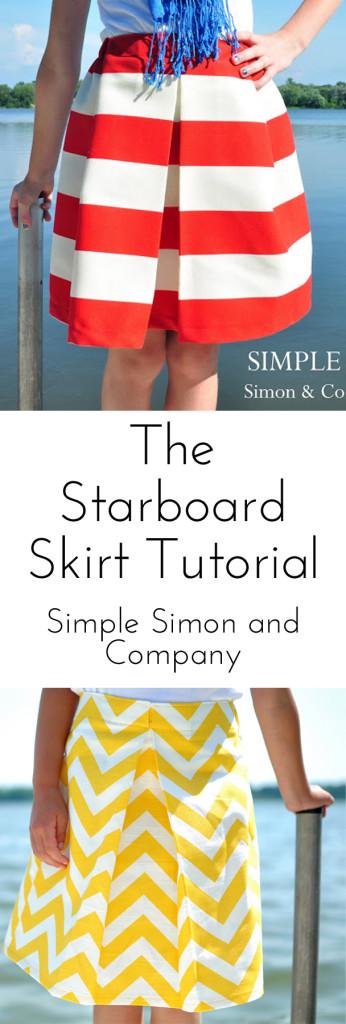 The Starboard Skirt Tutorial