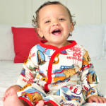 Project Run and Play– Boy's Pajama Shirt Tutorial