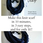 The Sonjia Scarf Tutorial