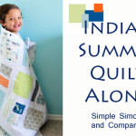 Indian Summer Quilt Along–Finishing your Quilt Top
