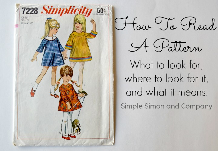How to read a pattern.....?