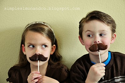 chocolate mustaches part 2