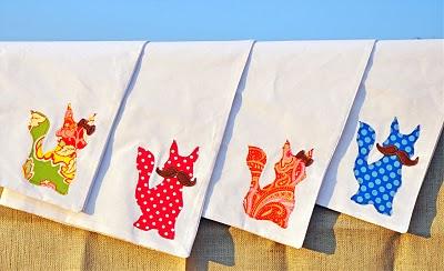 fox pillowcases