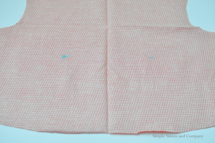 how to sew a dart--step 5