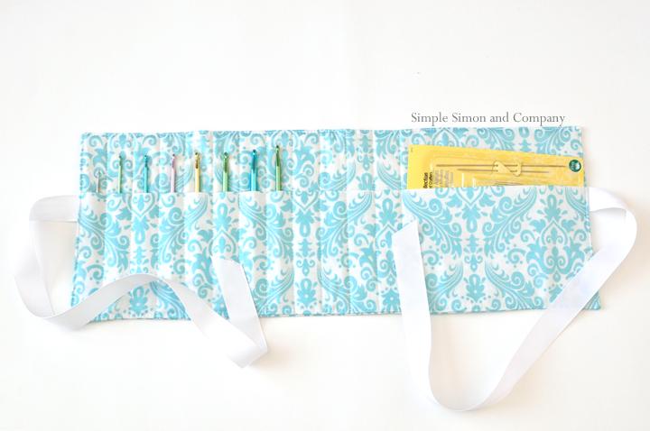 opening shot--crochet cozy--simplesimonandcompany