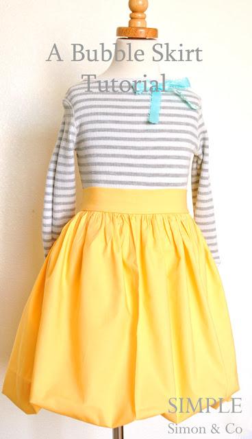 Free Bubble Skirt Pattern 50