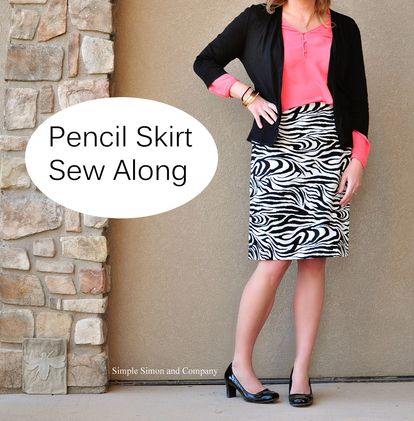 pencil skirt sew along drafting a skirt sloper simple