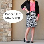 Pencil Skirt Sew Along–Sewing Up Your Skirt