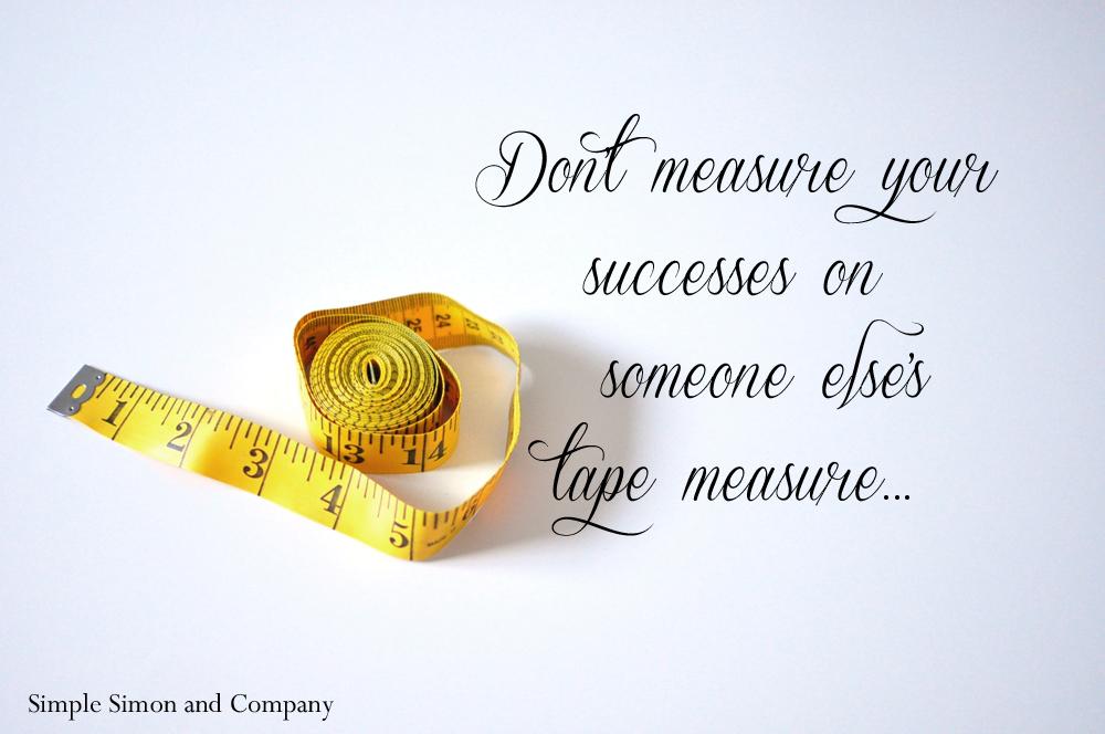 tape measure Success