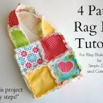 4 Patch Rag Bag Tutorial