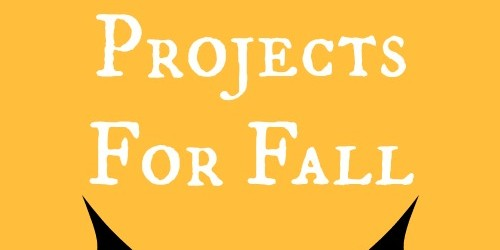 7 fun projects for fall