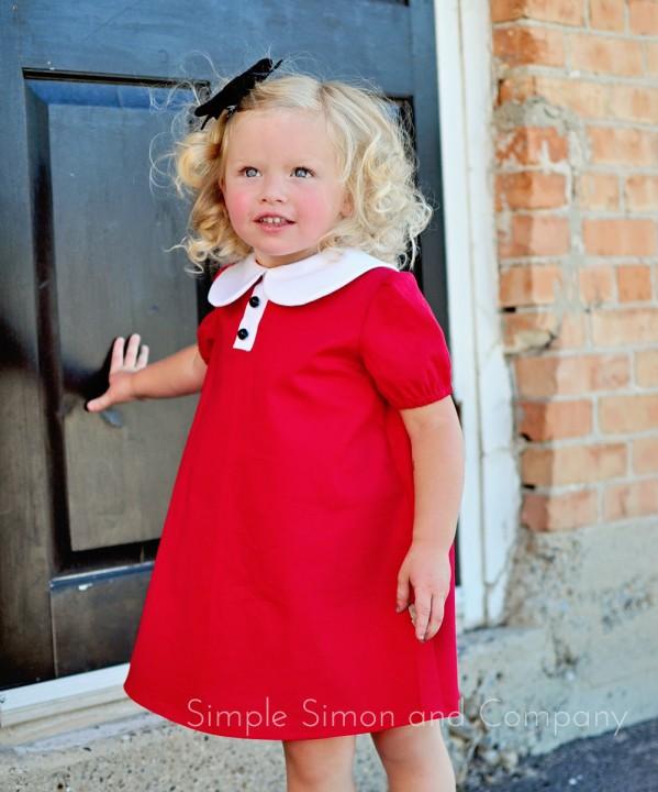 Modern Annie dress2