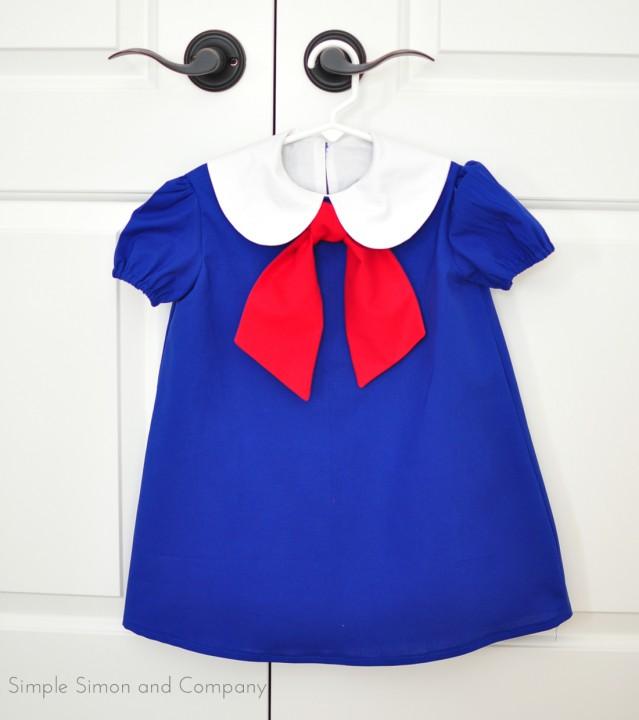 modern madeline costume