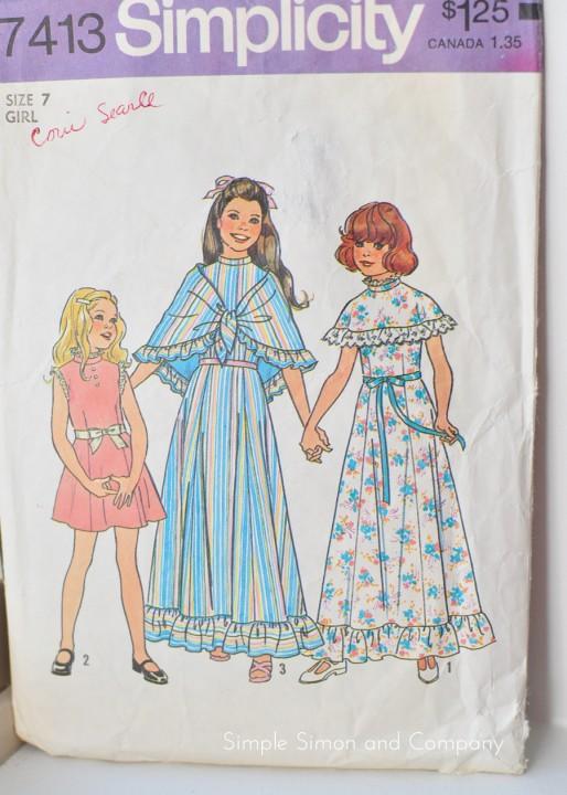vintage pattern3