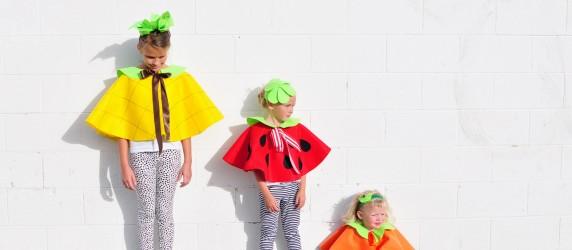 3 fruit capes