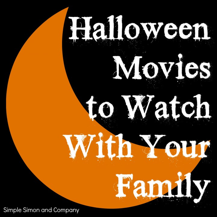 Halloween Movies to Watch With Your Family