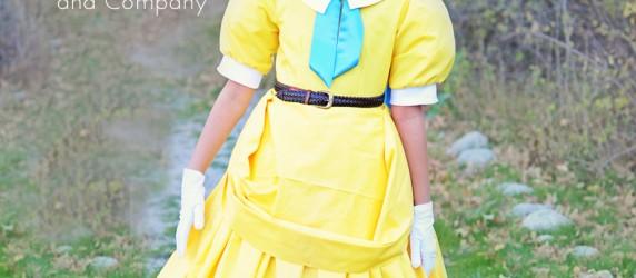 disney jane dress costume