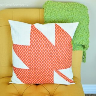 Modern Maples Pillow : Simple Simon and Company - Page 57 of 221