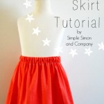 T-Shirt to Skirt Tutorial