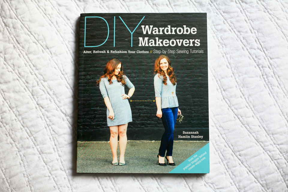 DIY Wardrobe Makeovers Book Review