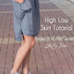 Skirting the Issue: Melly Sews and How to Measure for and Cut A Circle Skirt
