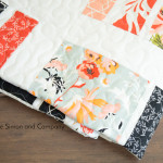 Peaches & Cream Quilt Tutorial