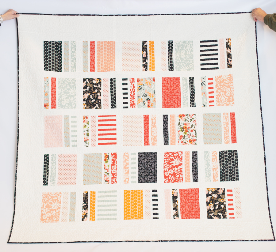 peaches and cream quilt