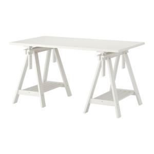 IKEA klimpen-finnvard-table-white