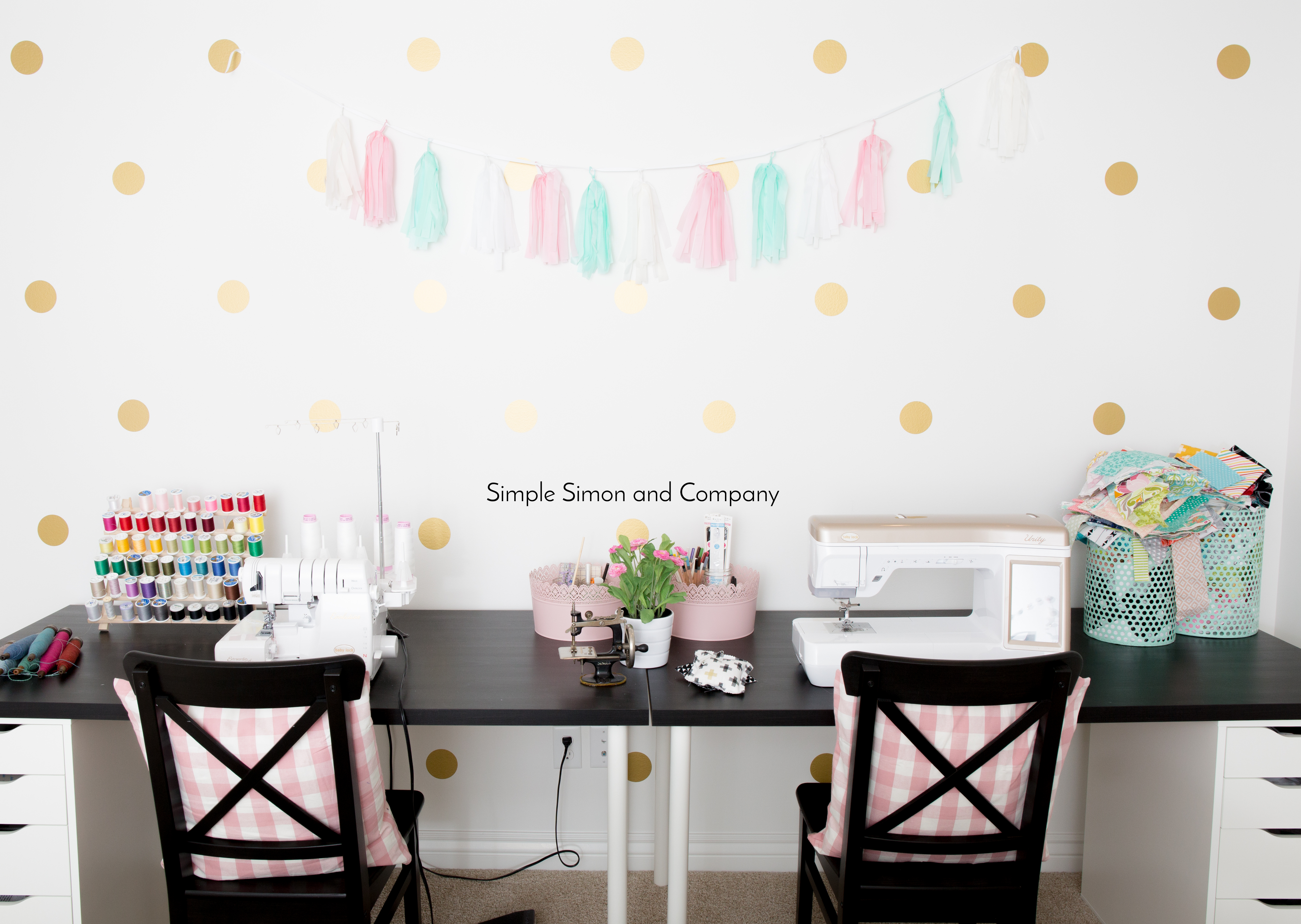 Elizabeth S Sewing Room Simple Simon And Company