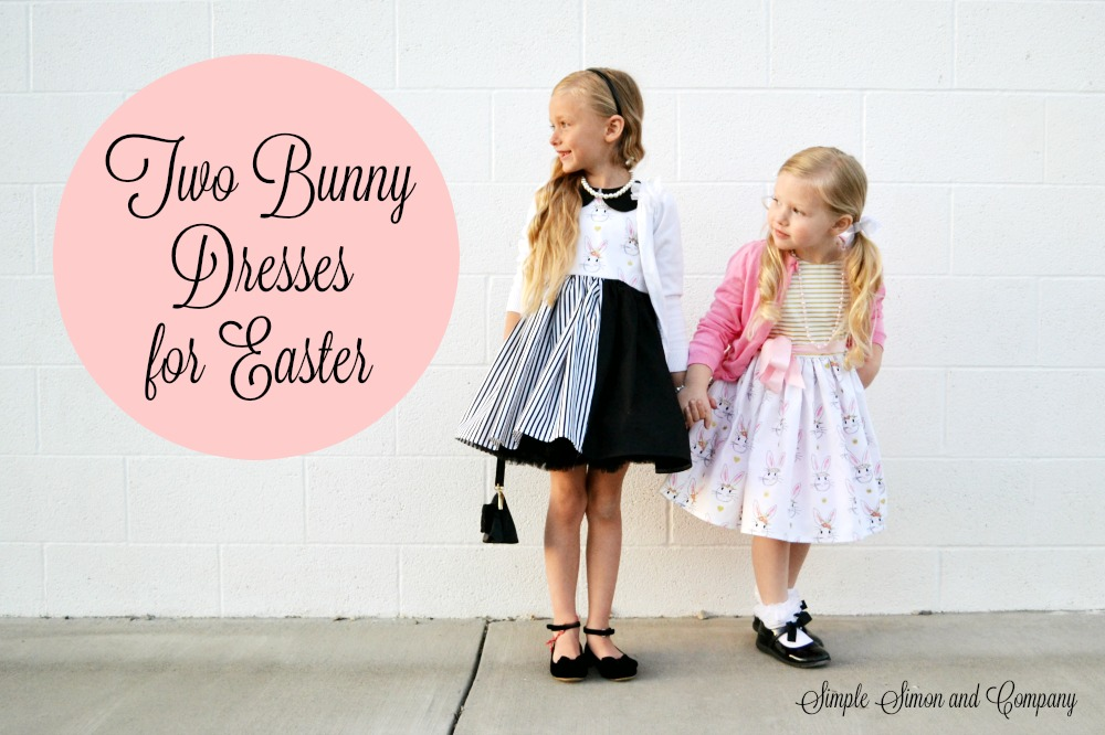 Wonderland Two Bunny Dresses