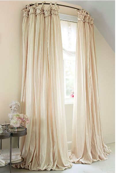 Curtains For Small Basement Windows Eyebrow Curtain Rod