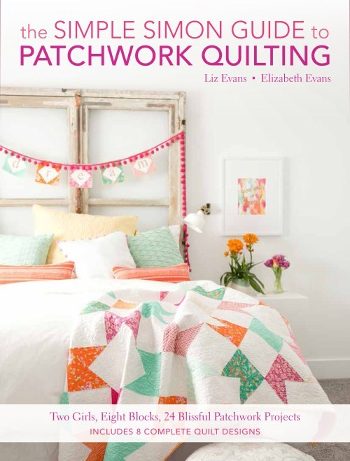 The Simple Simon Guide to Patchwork Quilting Book Tour with Nancy Zieman