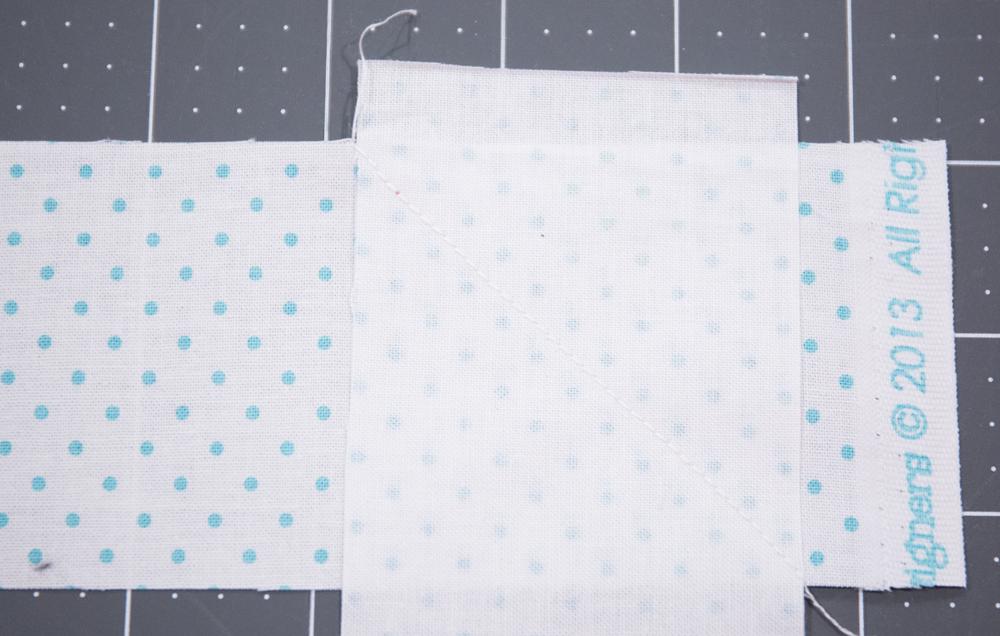 quilt binding step 3