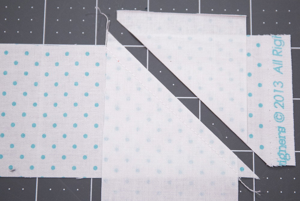 quilt binding step 4