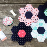 Summer Stitching–A Hand-sewing project.
