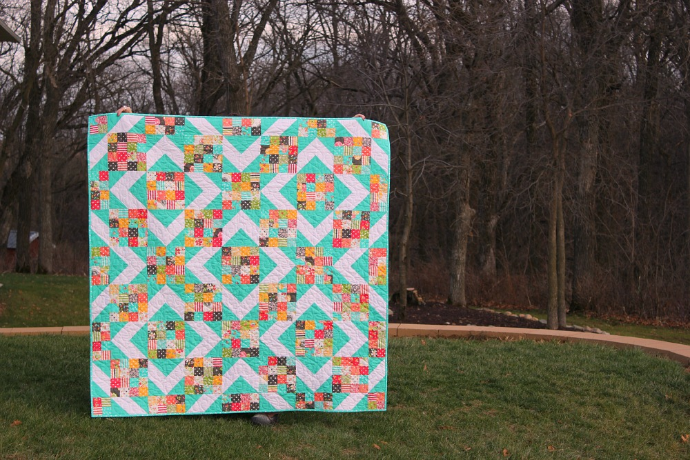Easy Quilt Patterns Using Precuts : 15 Free Quilt Patterns that Use Precuts! Simple Simon and Company Bloglovin