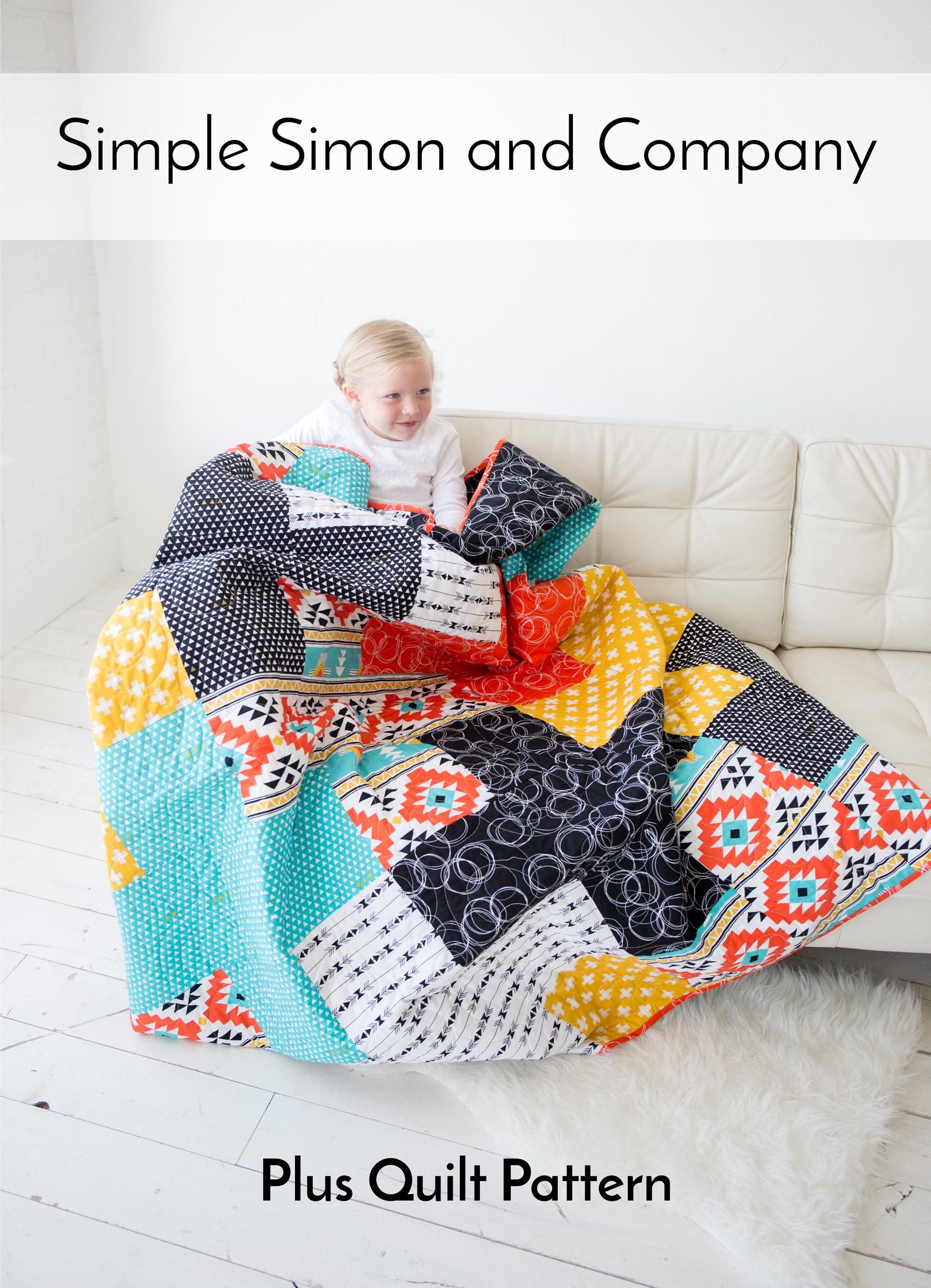 Plus Quilt Pattern Release
