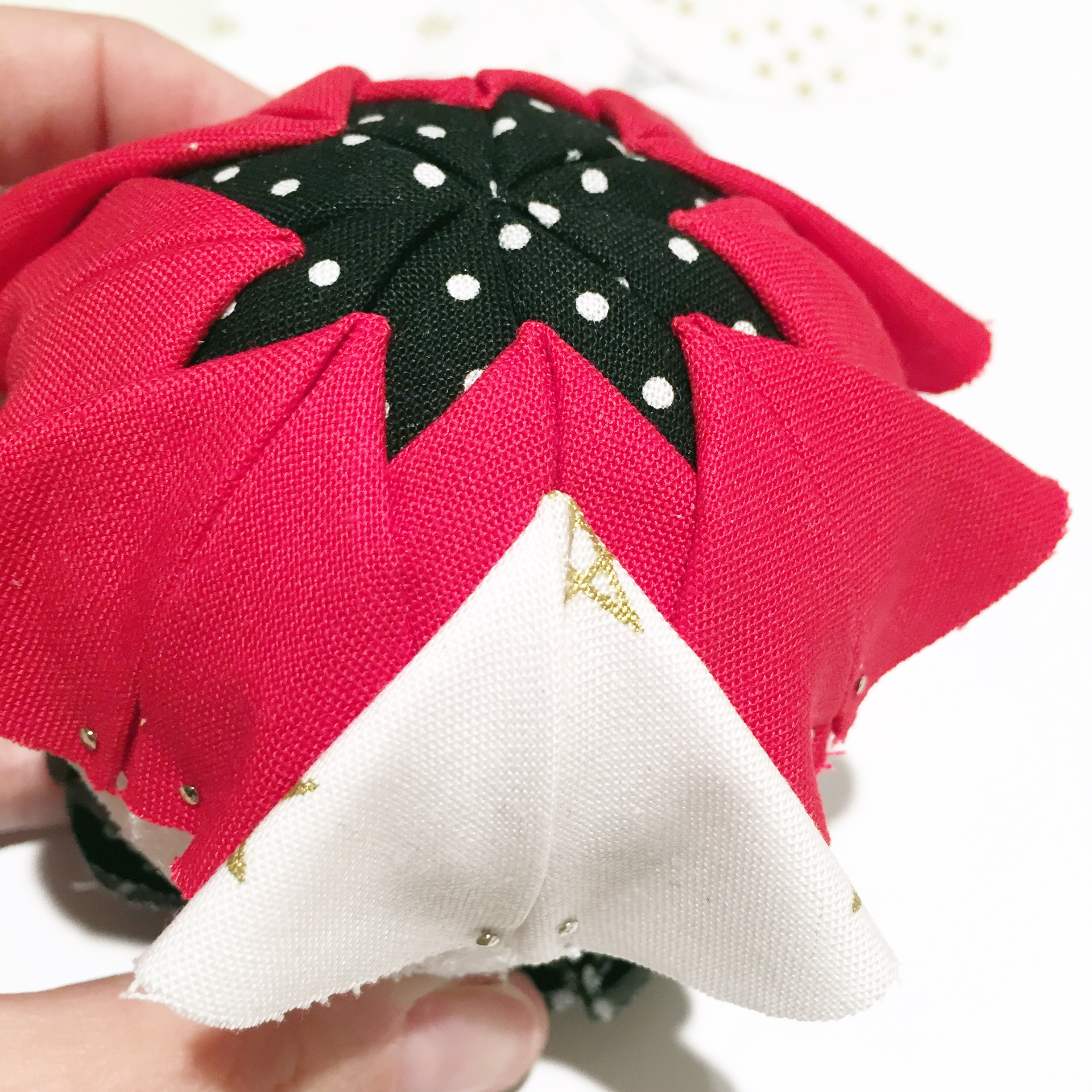 No Sew Quilted Christmas Ornaments | Simple Simon and Company ...