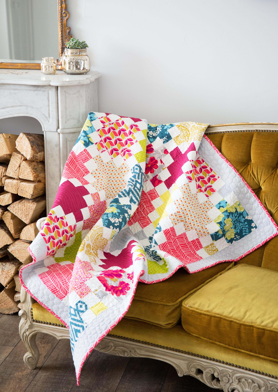 Modern Quilt Along--Modern Traditionalism