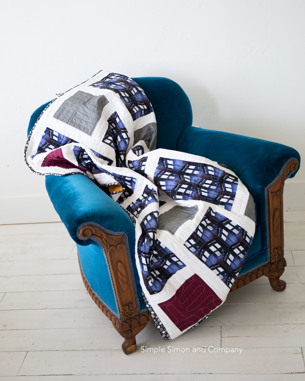 10 Tips for Photographing Quilts or Sewing Projects
