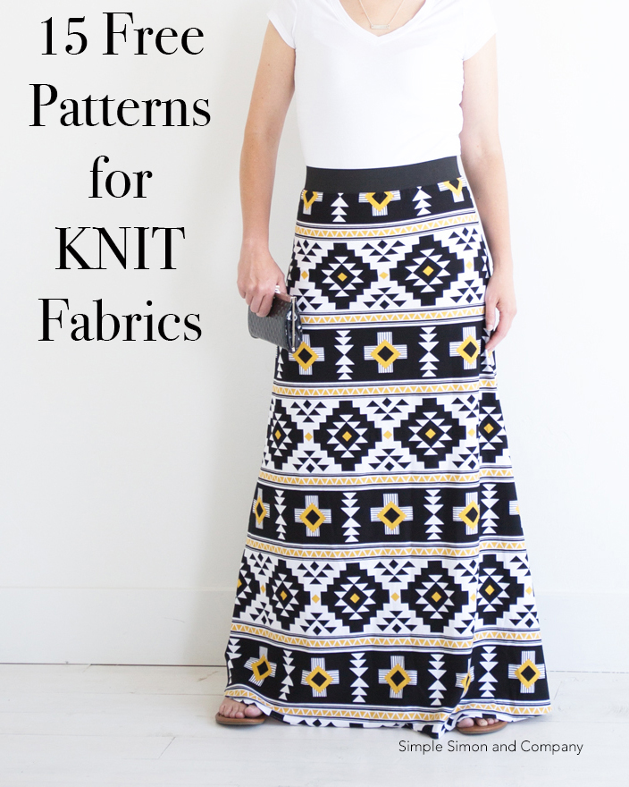 15 Sewing Projects for KNITS 2