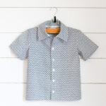 Just Add Sugar Fabric Tour: Boy's Shirt