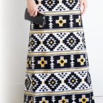 Skirting the Issue:  Maxi Skirts (Tutorials and a FREE Pattern)
