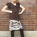 Simple Leggings Pattern Release with Skirt Fixation