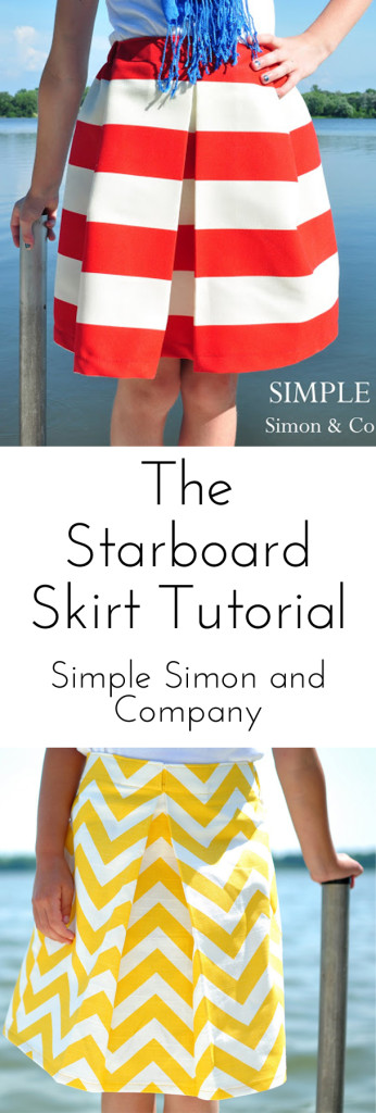 The Starboard Skirt Tutorial