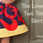 The Love Me Two Times Skirt