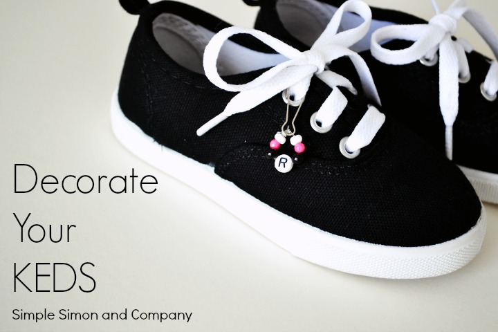 Decorate Your Keds Title