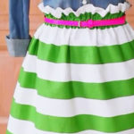 Skirting the Issue: An Easy Paperbag Skirt Video