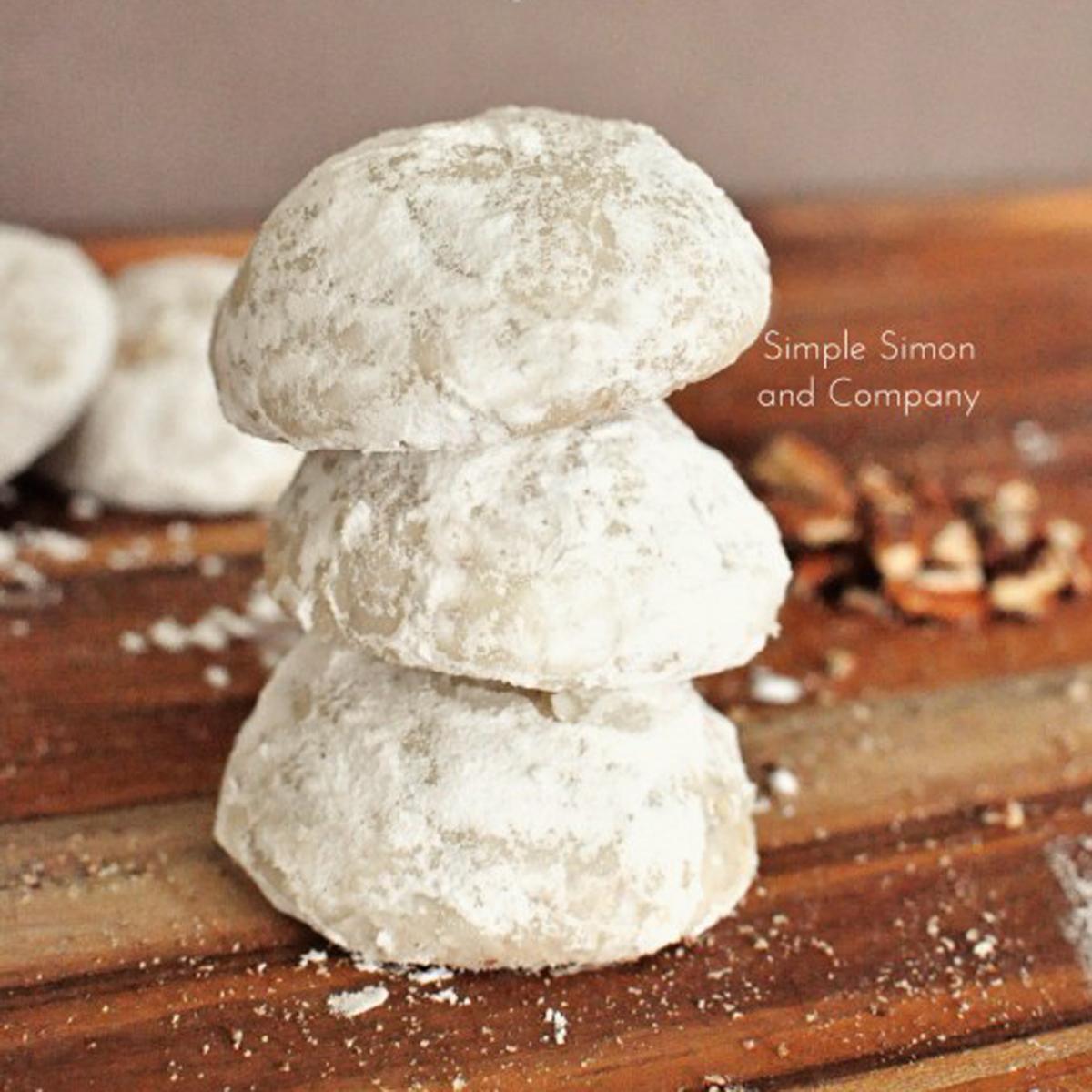 Wedding Ring Cookies 96 Cute  Mexican Wedding Cookies
